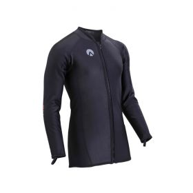 Sharkskin Chillproof Long Sleeve Full Zip Man