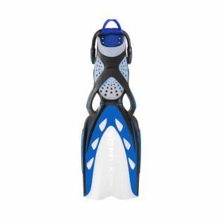 Mares X-Stream Blue Fins