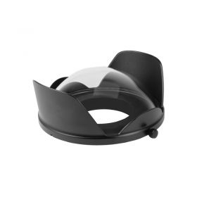 """Isotta Dome 8"""" Polycarbonate B102"""