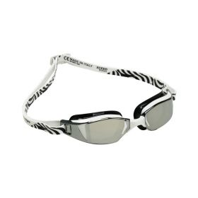Michael Phelps XCeed Black/White Silver Mirrored