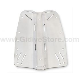 DTD SS Backplate 6mm
