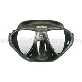 Aqualung Máscara Micromask Black