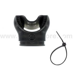 Apeks Silicone Mouthpiece with Strip