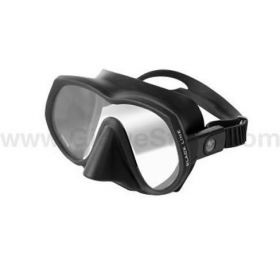 Poseidon Black Line Frameless Mask