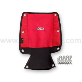 DTD Backplate Pad Red