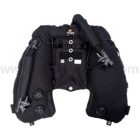Dive Rite Nomad XT Double Bladder Sidemount Wing