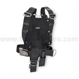 DTD Harness + SS Backplate 3mm