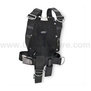 DTD Harness + Aluminium Backplate 3mm