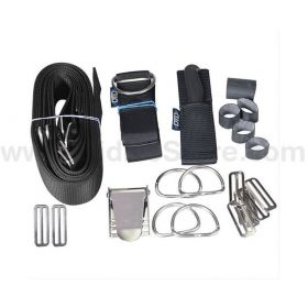 DTD Complete Adjustable Harness