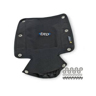 DTD Backplate Pad Black