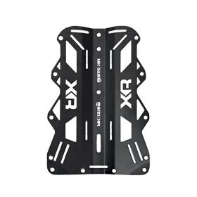 Mares XR Backplate Aluminium 3mm
