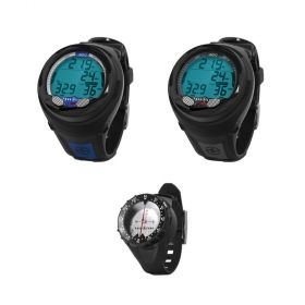 Aqualung i300 Dive Computer Black