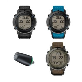 Suunto D6i Novo Zulu with Transmitter
